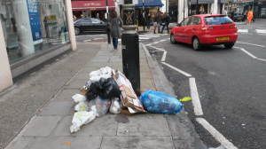 Marylebone Rubbish